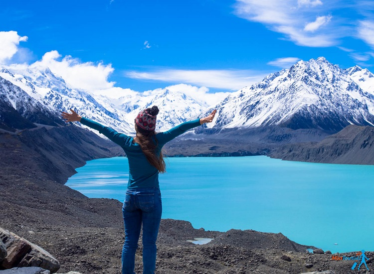 A Pleasant and Relaxing Way to Fly to New Zealand for Adventure Travel