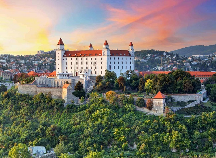 The Best Things to Do in Bratislava for Adventure Travel